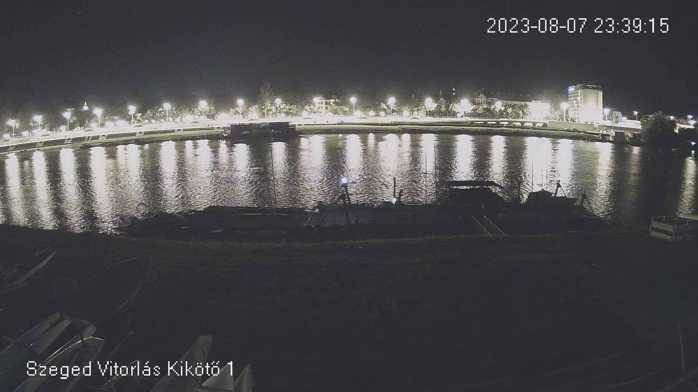 Szeged Vitorlás Kikötő Élő  Webkamera